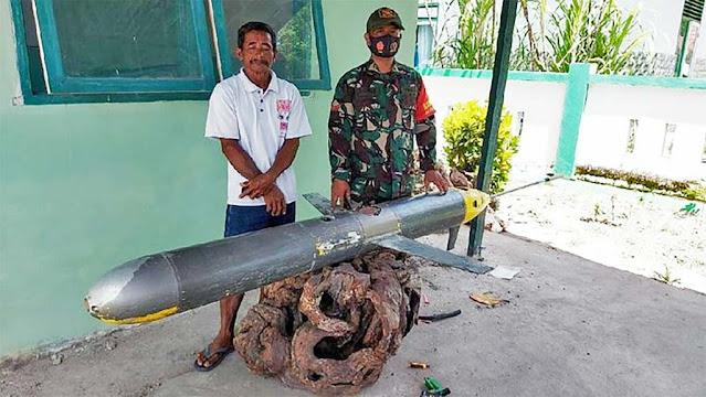 Drone bawah air China