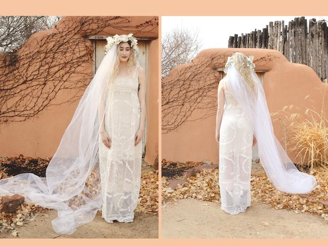 blonde bride, santa fe bride, santa fe wedding ideas