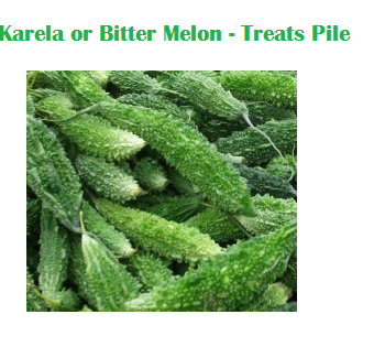 Health Benefits Of Karela or Bitter Melon - Treats Pile