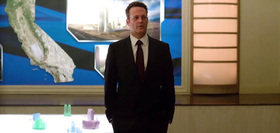Vince Vaughn în Sezonul Doi al serialului True Detective