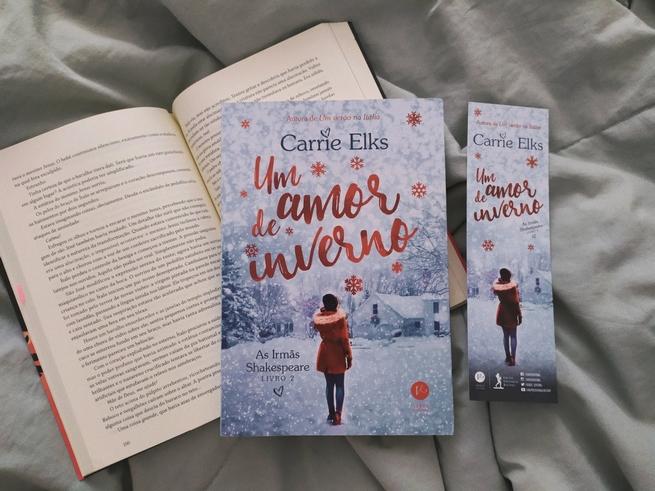 Um Amor de Inverno | Carrie Elks