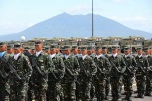 13 soldiers positive for drugs