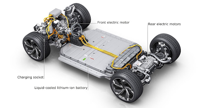 Audi EV platform