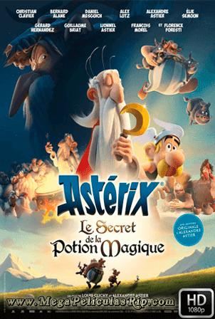 Asterix: El Secreto De La Pocion Magica [1080p] [Latino-Ingles] [MEGA]