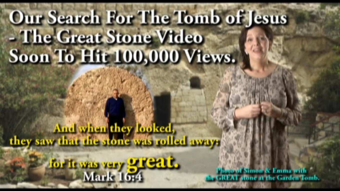 SEE The Archaeological Evidence of The Crucifixion and Resurrection Site of Jesus.