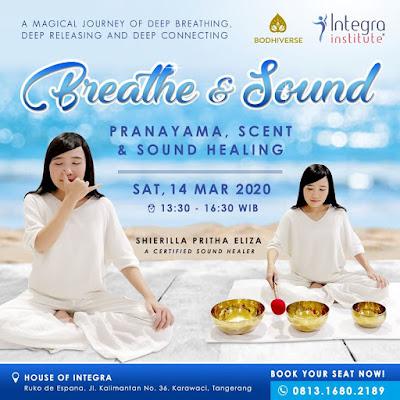 BREATHE & SOUND
