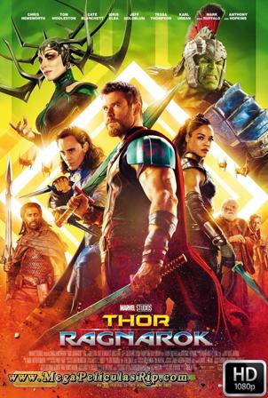Thor Ragnarok [1080p] [Latino-Ingles] [MEGA]