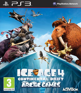 Ice Age 4 Continental Drift Arctic Games PS3 Torrent