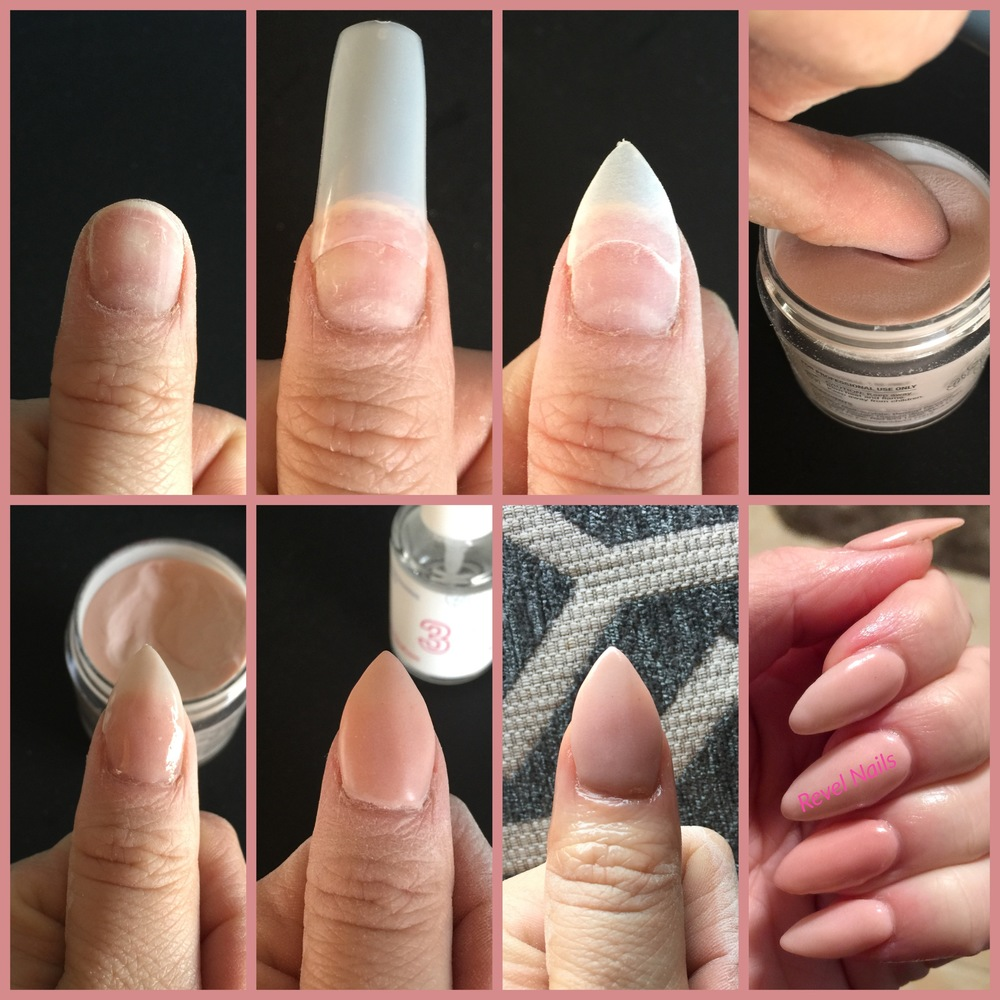 how to do dip powder nail application. Black Bedroom Furniture Sets. Home Design Ideas