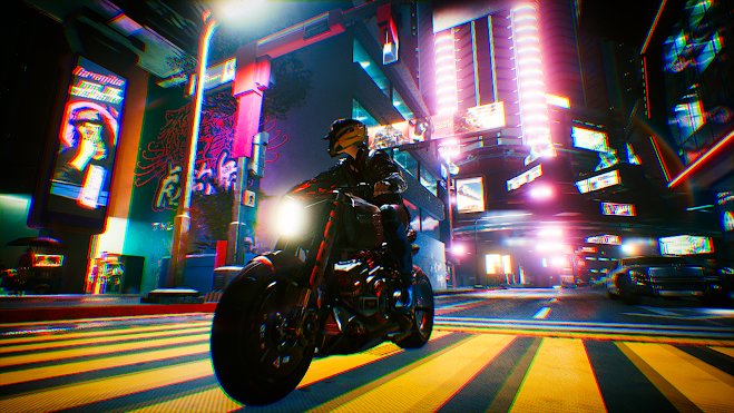 Night City - Cyberpunk 2077
