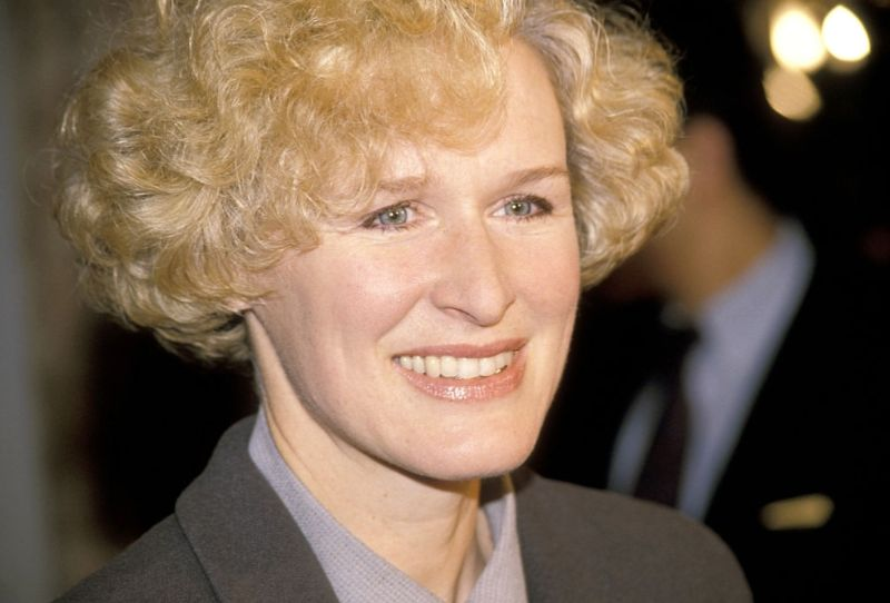 Vintage Photos of Glenn Close in the '80s