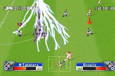 super shot soccer game ps terbaik dan populer