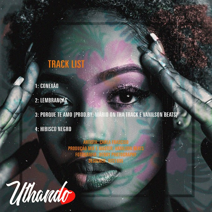 DOWNLOAD MP3 : Carla Francisco - Hibisco Negro [2021]