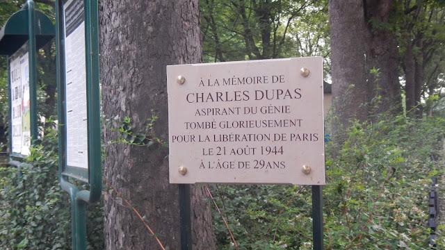 CHARLES DUPAS 21/08/1944