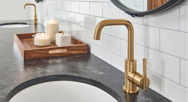 Gerber bathroom faucet