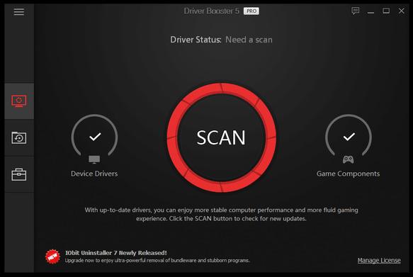 تحميل برنامج IObit Driver Booster Pro  اصدار