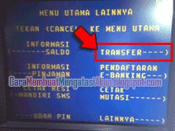biaya administrasi bank mandiri