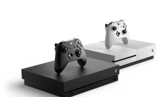 Xbox One X 2020
