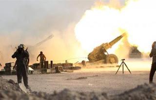 مدونة العراق - عاجل :  قيادة العمليات المشتركة تعلن انطلاق عمليات تحرير الريحانة وعنة غرب الانبار