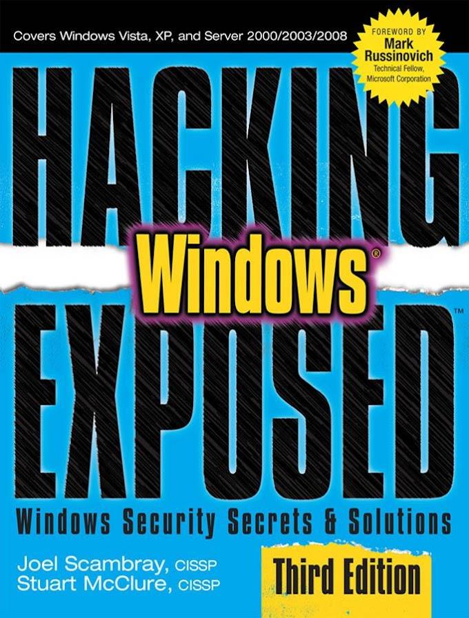 Hacking Exposed Windows