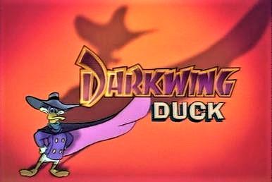 DARKWING DUCK (1991-1993)
