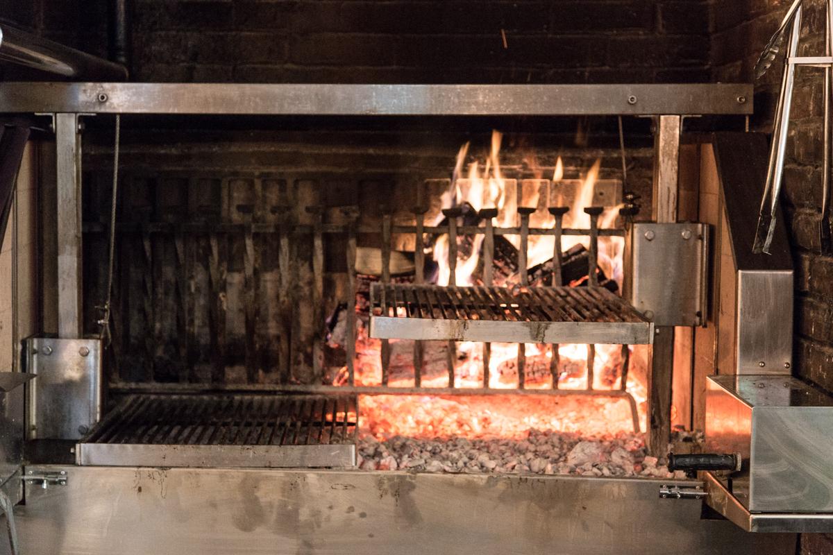 OAKS wood fire
