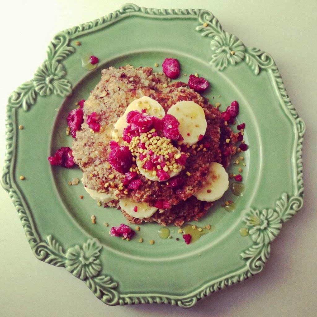 Vegan Breakfast Pancakes image