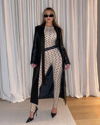 Kylie Jenner Beyonce lookalike style looks