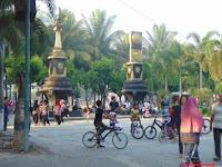 Minggu Sehat di Alun-alun Kota Jember