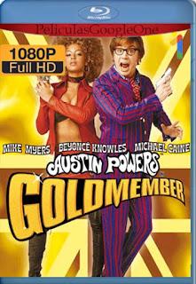 Austin Powers En Goldmember[2002] [1080p BRrip] [Latino- Ingles] [GoogleDrive] LaChapelHD