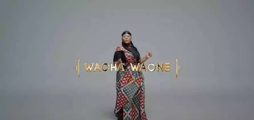 Goodluck gozbert ft Martha mwaipaja - Wacha waone