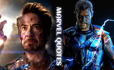 Top 10 Marvel Quotes Blow Your Mind