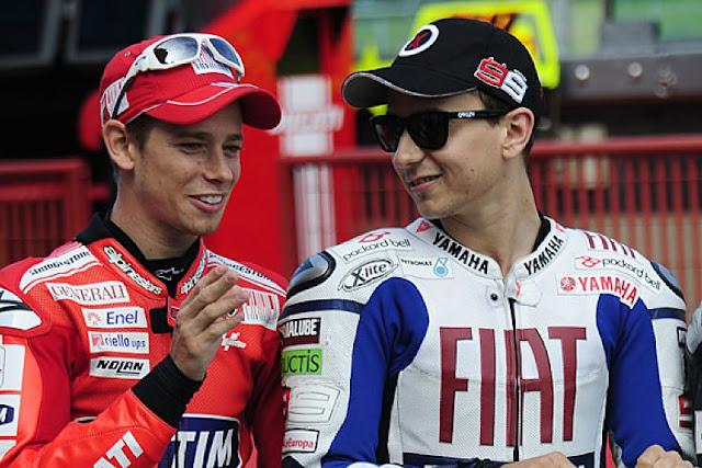 berita MotoGP : Target Lorenzo : Ukir Sejarah Bersama Ducati