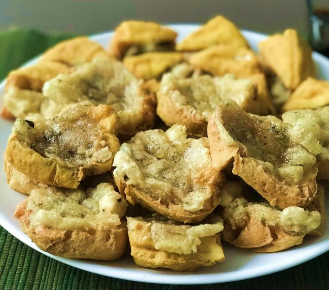 Nikmatnya Tahu Pletok Tegal - Makanan tradisional