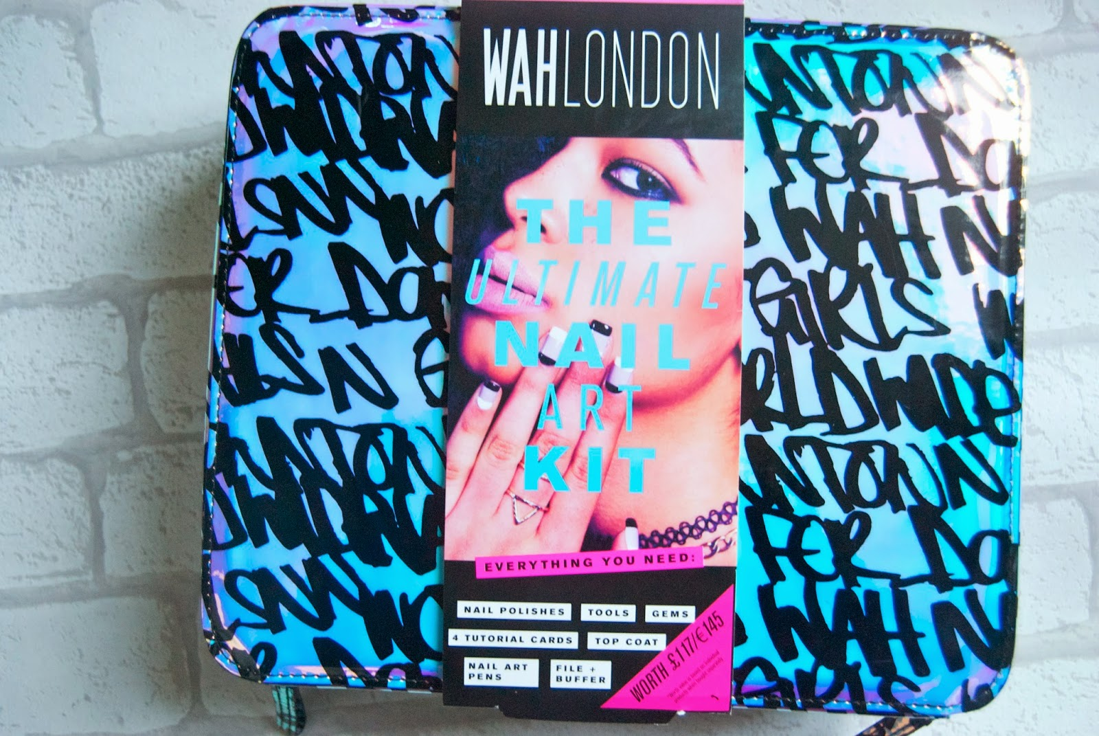 Review: WAH London The Ultimate Nail Art Kit