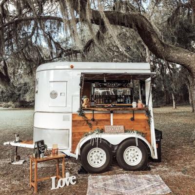 bar caravane mobile mariage blog