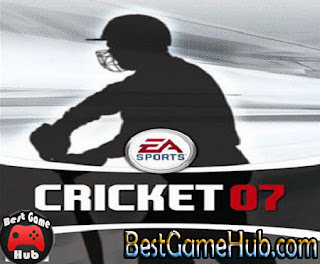 Cricket 2007 Compressed PC Game Download