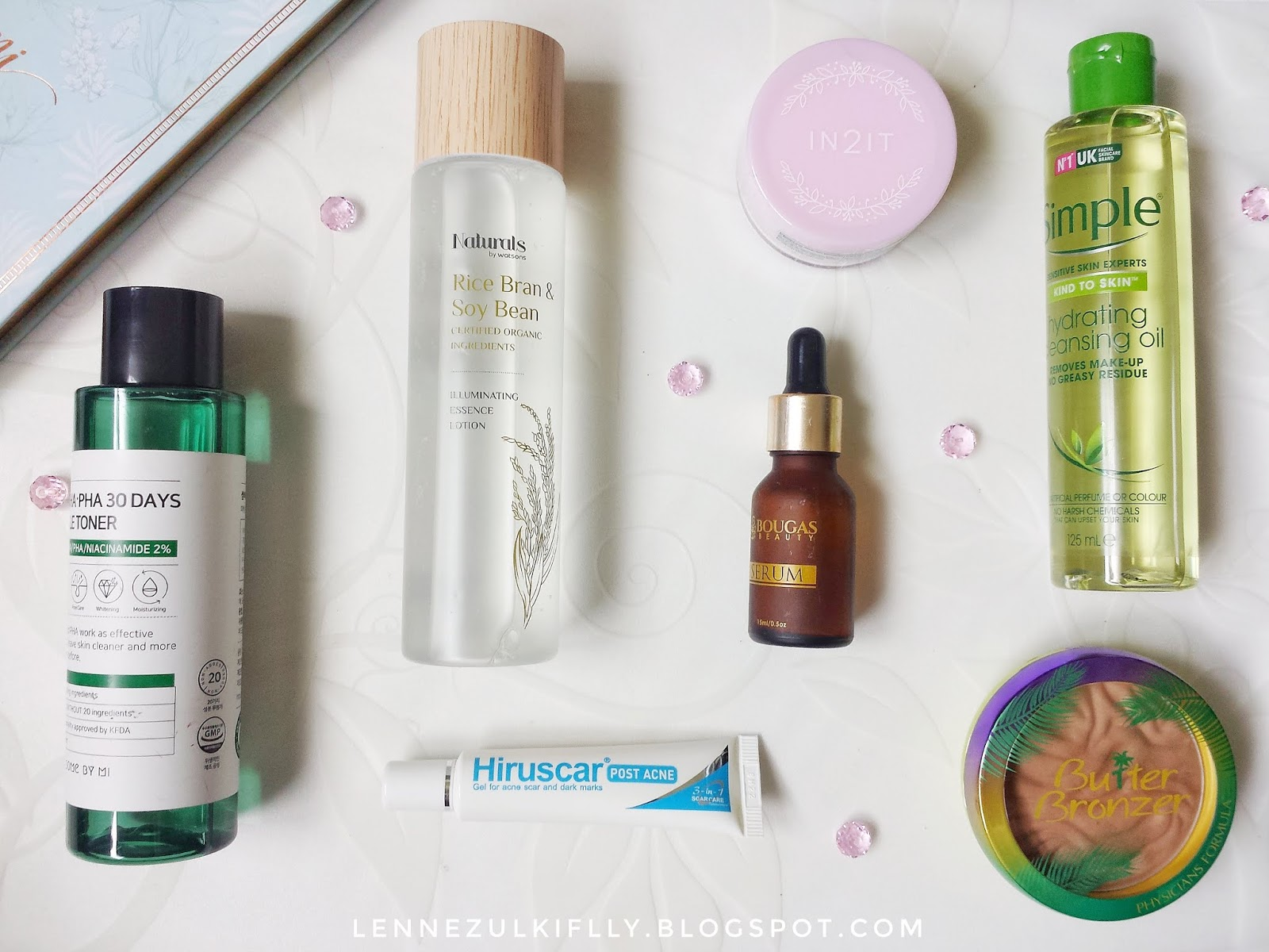 Beauty Discoveries | LENNE ZULKIFLLY