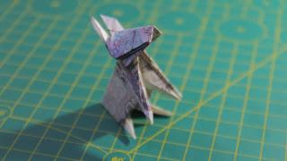 Hướng dẫn cách gấp con thỏ bằng tiền giấy đẹp và đơn giản