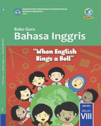 Buku bahasa Inggris Guru Kelas 8 k13 2017