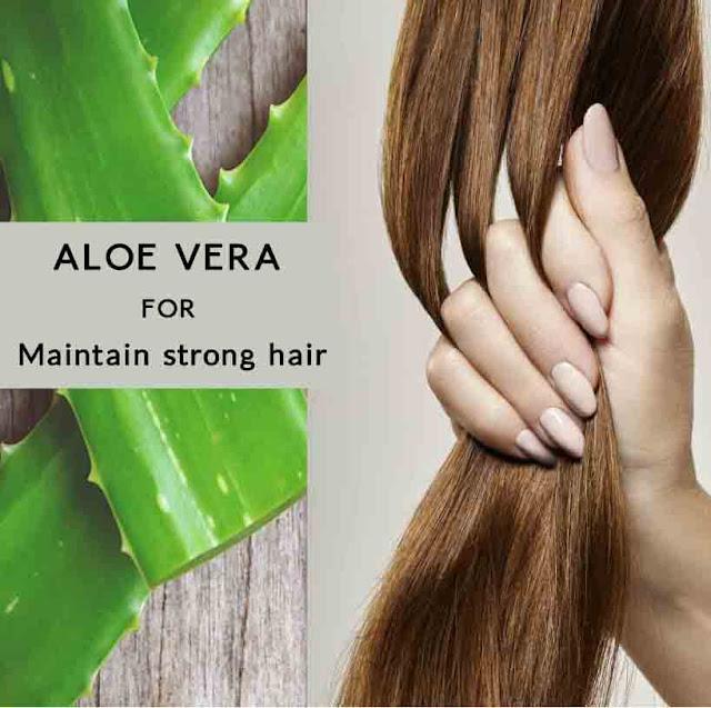 Maintain strong hair