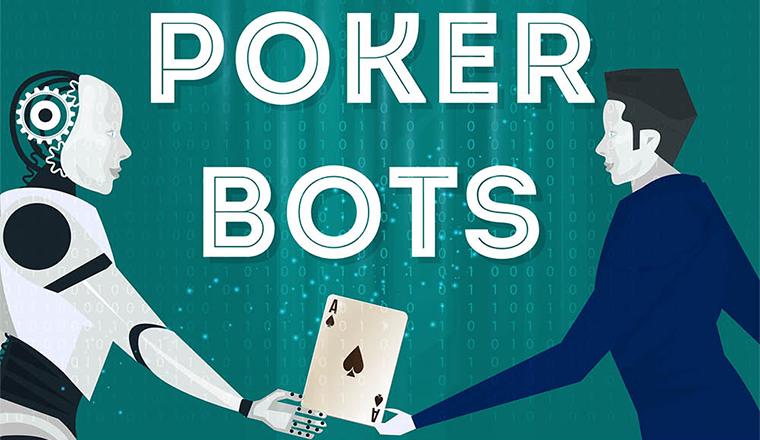 Development of Bots in Poker #infographic