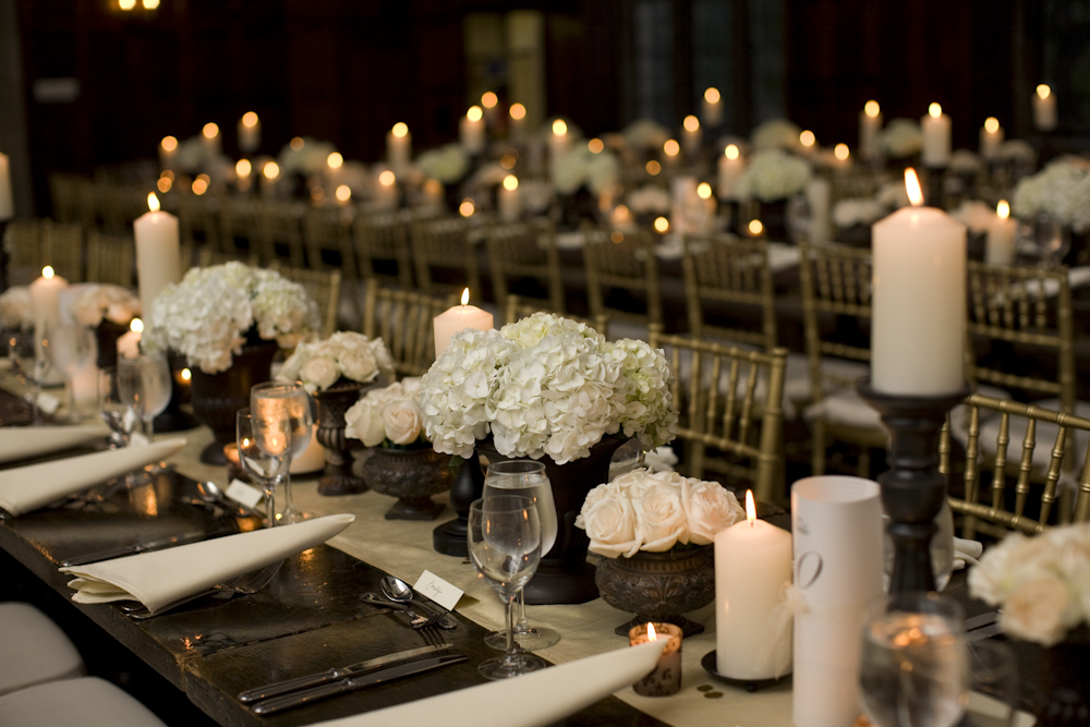 Wedding Decor: Candle Wedding Centerpieces Ideas