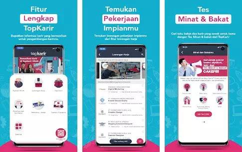 Aplikasi Untuk Mencari lowongan Pekerjaan di Android-4
