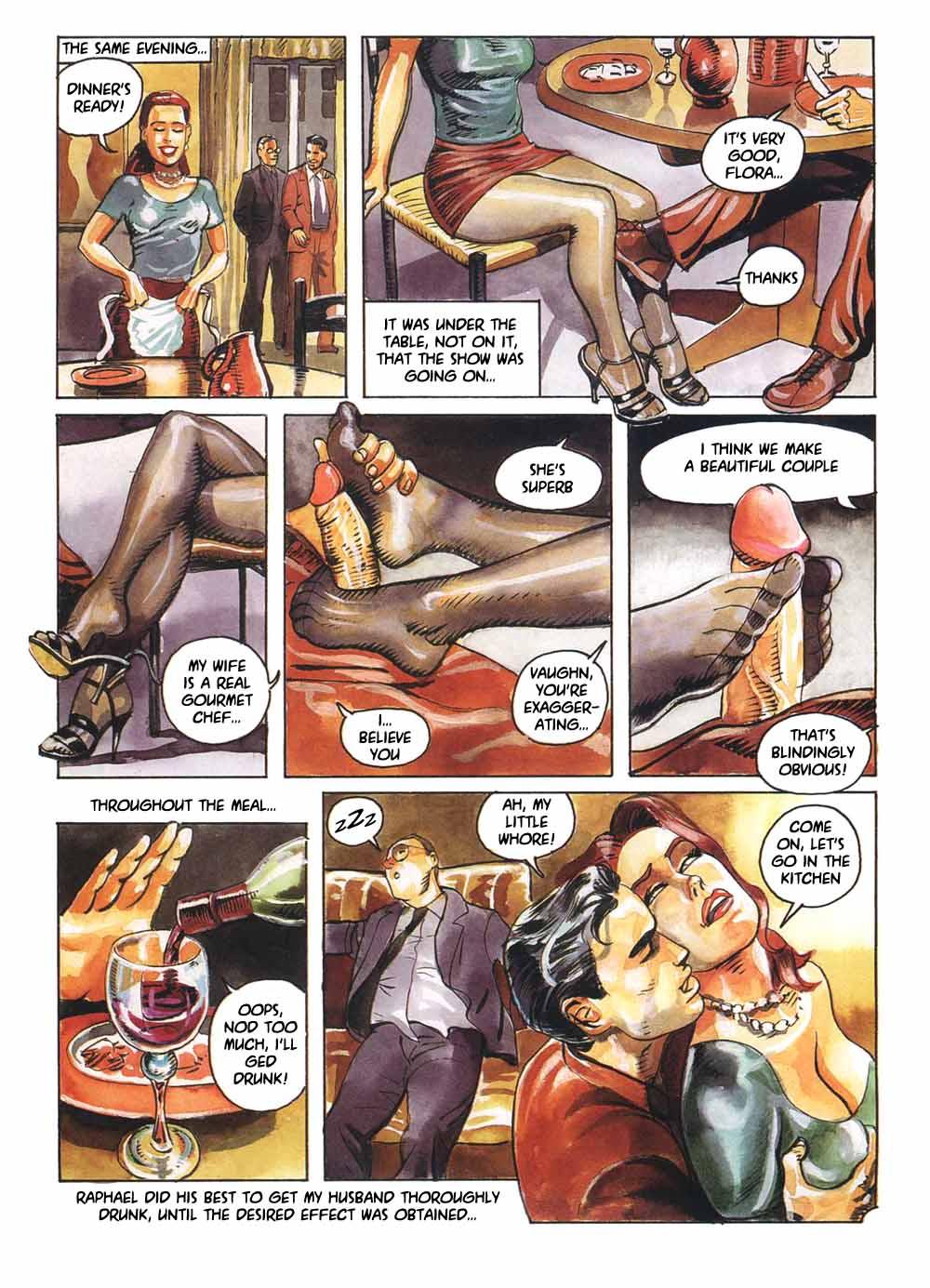 Hardcore cartoon porn comics-4128