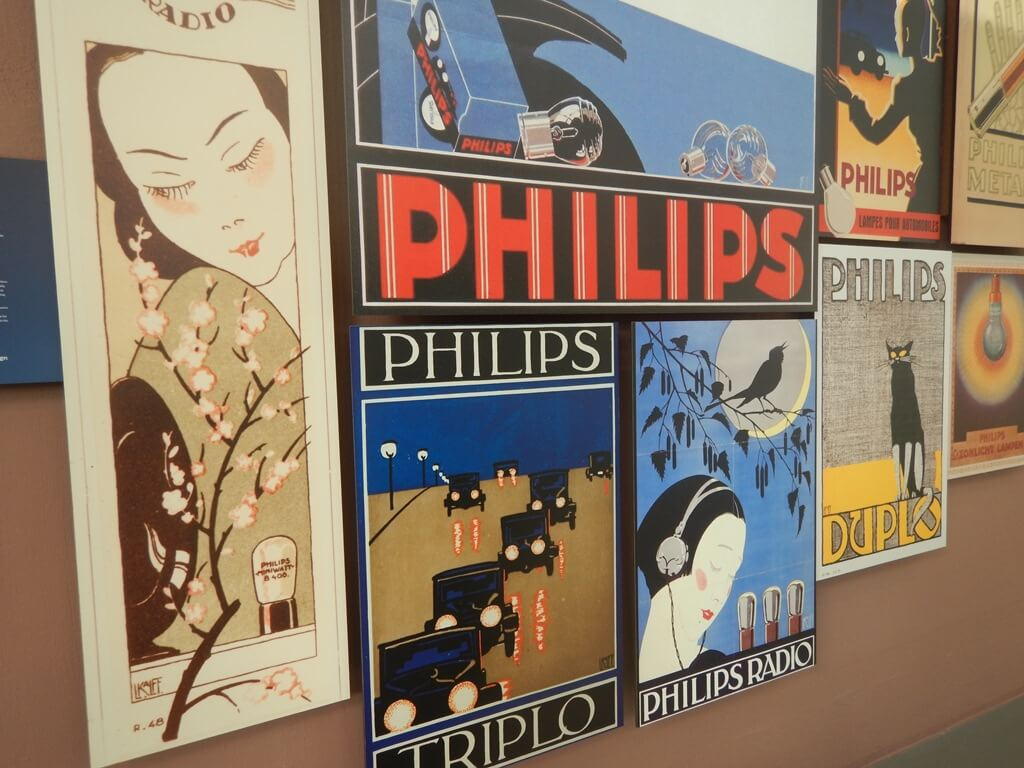 Museu Philips em Eindhoven