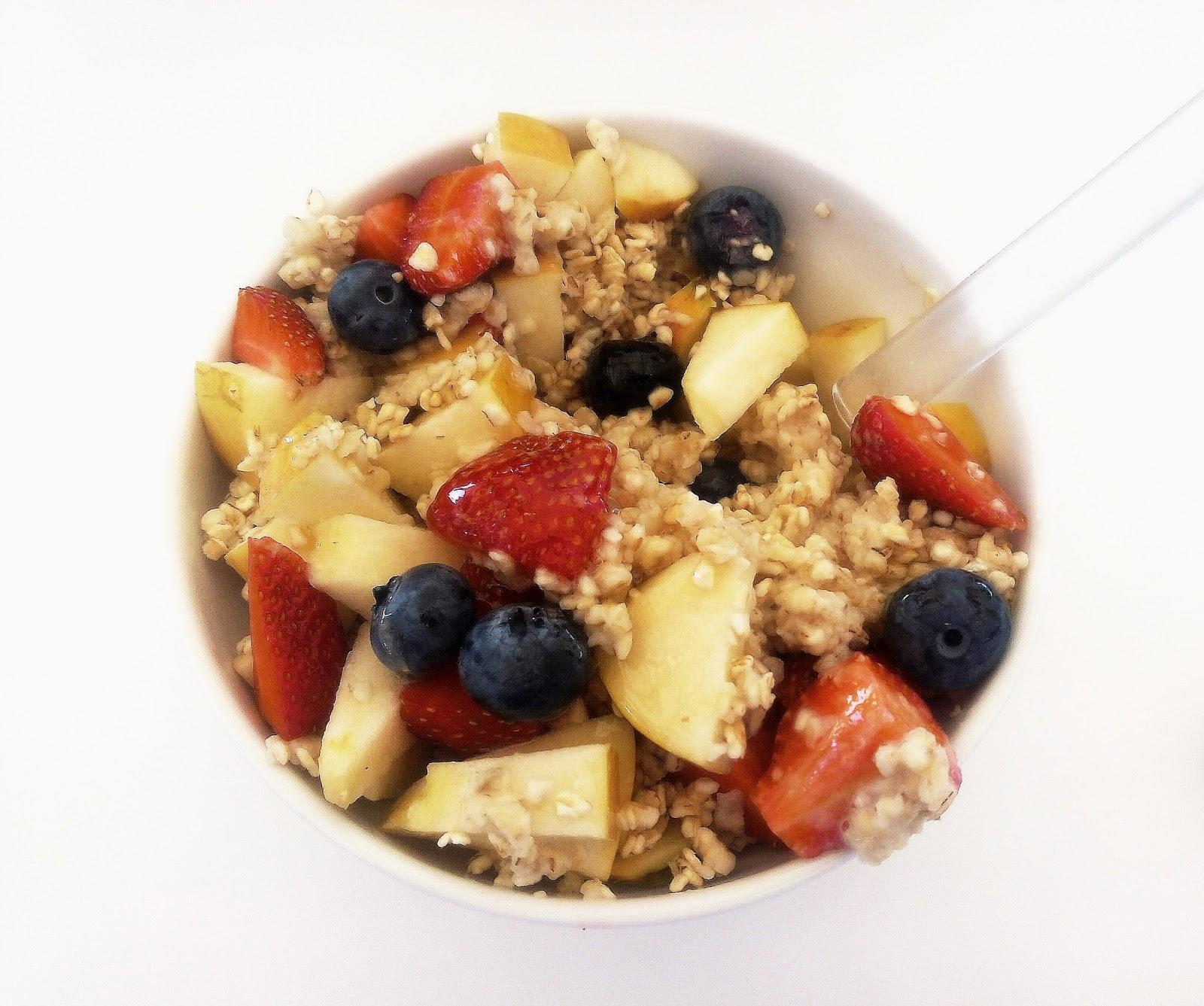 Czy jedząc owsiankę na śniadanie można schudnąć