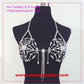 lingerie jewelry