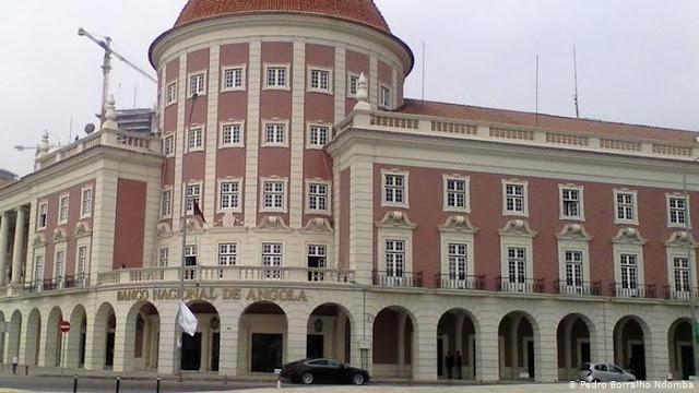 Banco central diz que Angola recuperou capitais no período de graça