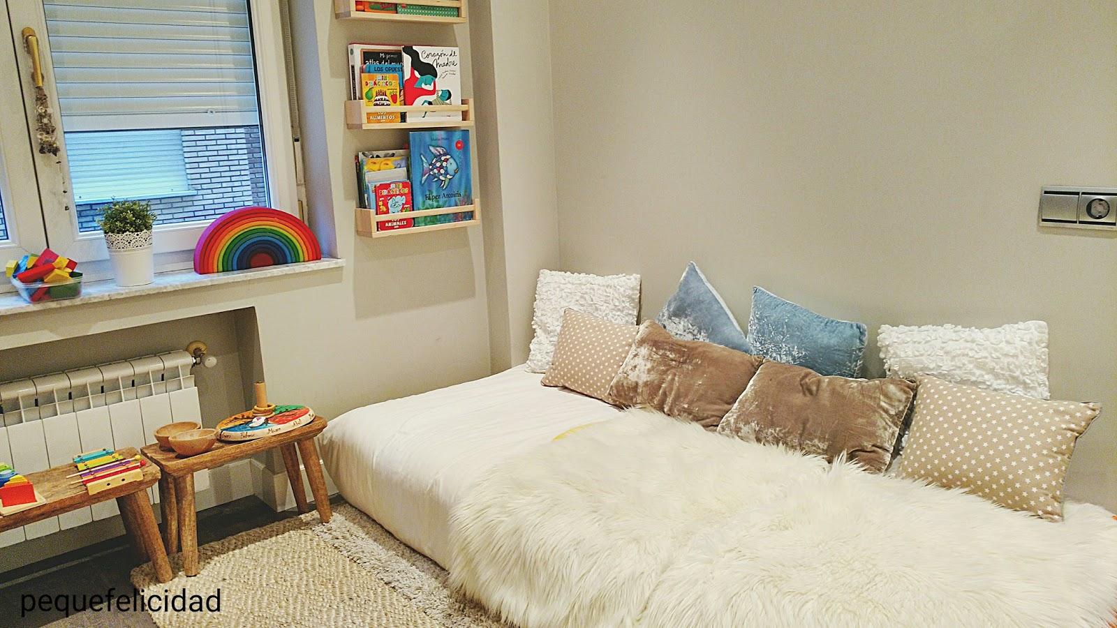 Pequefelicidad camas montessori for Cama familiar